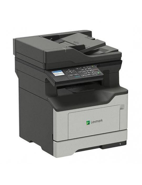 Imprimanta Lexmark MS415DN, Laser, Mono, Format A4, Duplex, Retea, USB 2.0