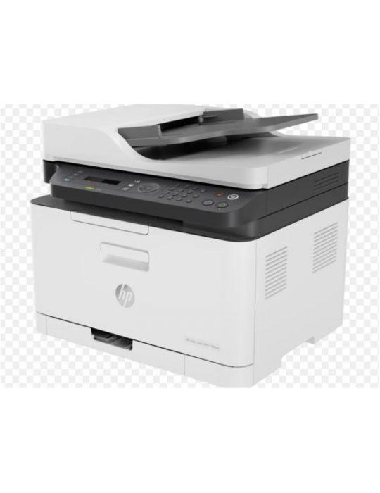 Imprimanta HP Color LaserJet Professional CP5225nd, laser, color, format A3, retea, duplex